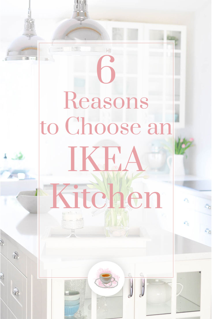 6 Reasons To Choose An IKEA Kitchen – Pearls and Lattes